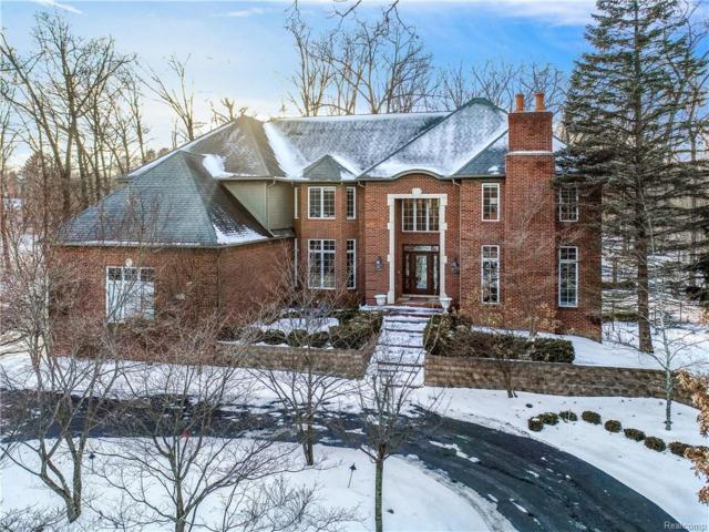 1541 Scenic Hollow Drive, Rochester Hills, MI 48306 (#219014497) :: NERG Real Estate Experts