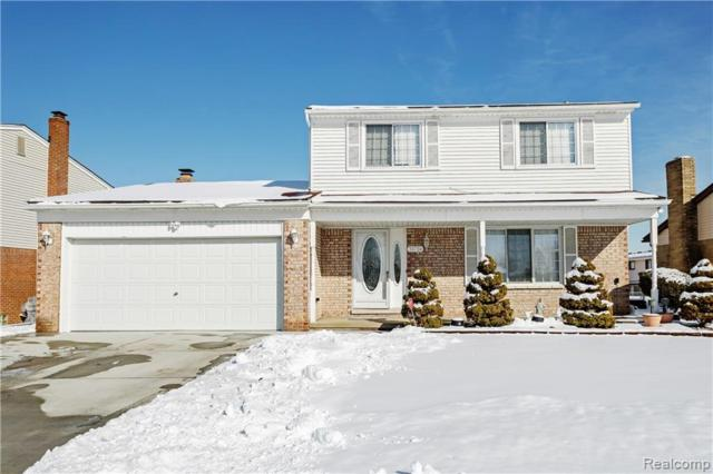 38704 Lowell Drive, Sterling Heights, MI 48310 (#219014561) :: NERG Real Estate Experts
