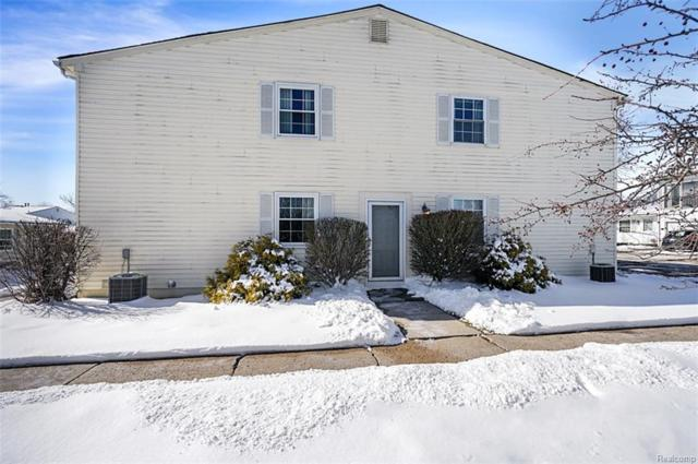 252 Lake Village Dr, Walled Lake, MI 48390 (#219014582) :: The Buckley Jolley Real Estate Team