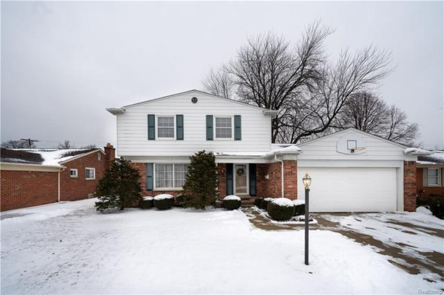 1343 Plainfield Street, Dearborn Heights, MI 48127 (#219014593) :: The Buckley Jolley Real Estate Team