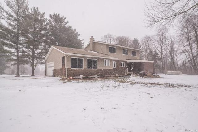 5371 Fisher Road, Howell Twp, MI 48855 (#219014602) :: The Buckley Jolley Real Estate Team