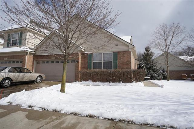 7797 Chloe Court, Van Buren Twp, MI 48111 (#219014644) :: The Buckley Jolley Real Estate Team