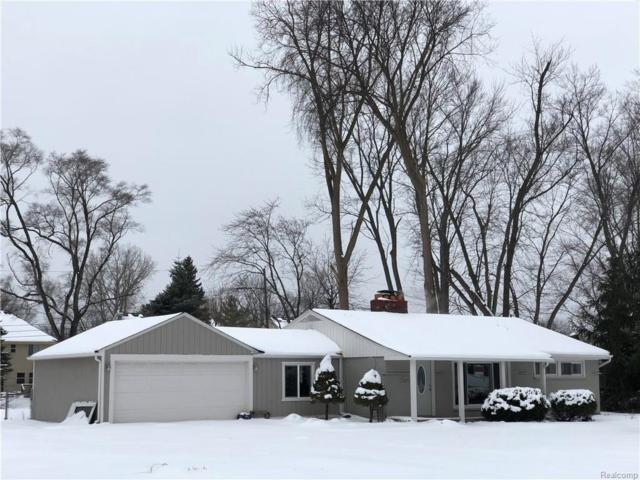 220 Michelson Road, Rochester Hills, MI 48307 (#219014689) :: NERG Real Estate Experts