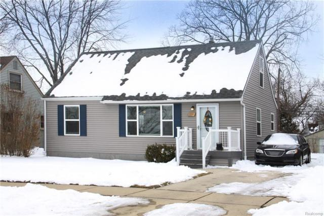 752 S Manitou Avenue, Clawson, MI 48017 (#219014703) :: NERG Real Estate Experts