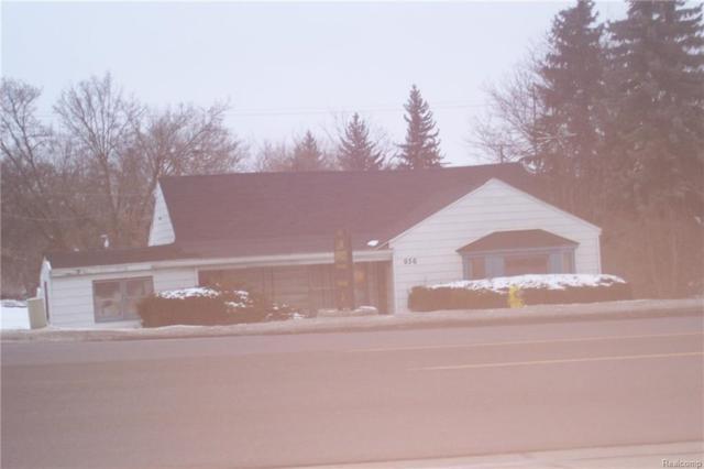 936 S Main Street, Lapeer Twp, MI 48446 (#219014719) :: The Buckley Jolley Real Estate Team