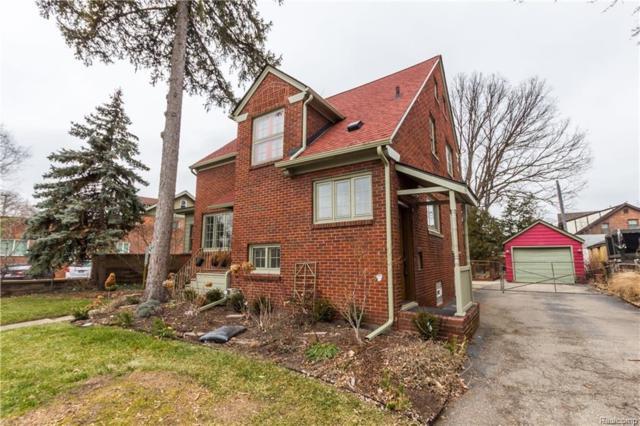 708 W Lincoln Avenue, Royal Oak, MI 48067 (#219014807) :: NERG Real Estate Experts