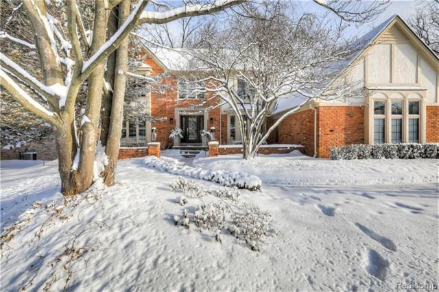 3224 Parkwood Drive, Rochester Hills, MI 48306 (#219014813) :: NERG Real Estate Experts