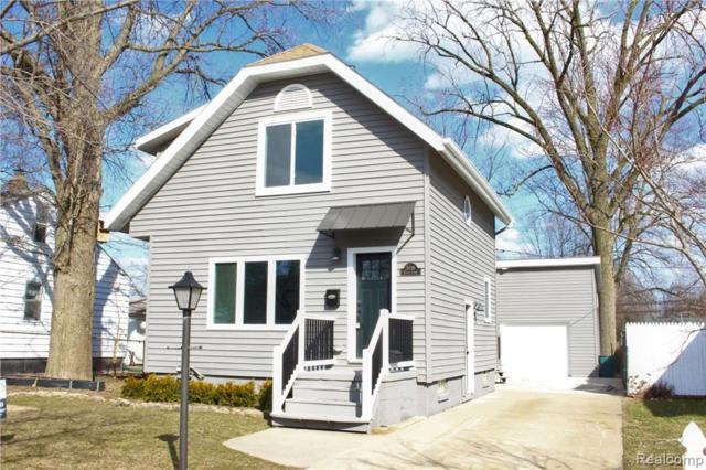 3036 Horton Street, Ferndale, MI 48220 (#219014878) :: NERG Real Estate Experts