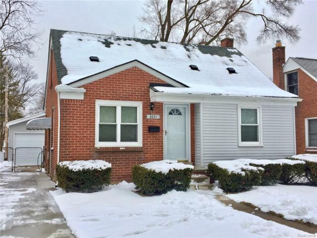 3221 Ferris Avenue, Royal Oak, MI 48073 (#219014886) :: NERG Real Estate Experts