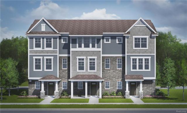 589 W Parkside Way S #17, Ferndale, MI 48220 (#219014914) :: NERG Real Estate Experts
