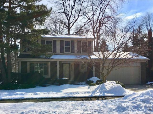 19944 Lamar Drive, Clinton Twp, MI 48038 (#219014928) :: NERG Real Estate Experts
