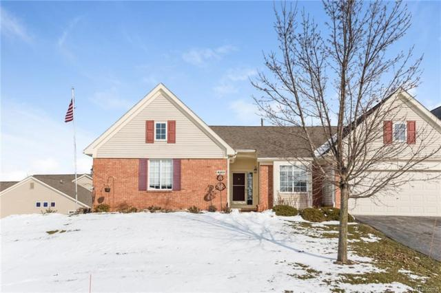 489 Lilly View Court, Genoa Twp, MI 48843 (#219014934) :: RE/MAX Classic