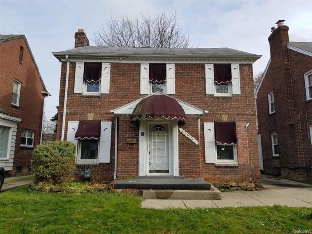 13542 Rutland Street, Detroit, MI 48227 (#219014958) :: Keller Williams West Bloomfield