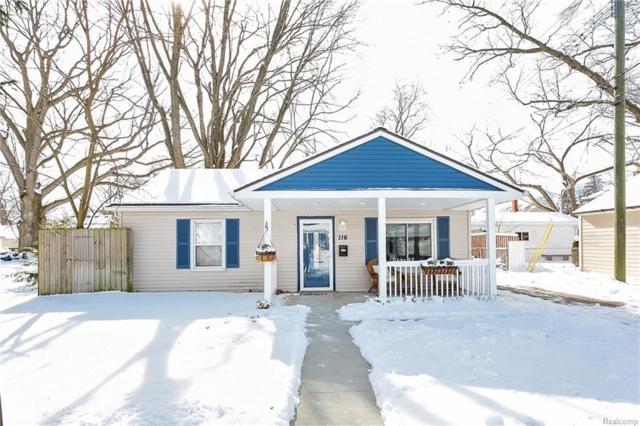 116 E La Salle Avenue E, Royal Oak, MI 48073 (#219014965) :: NERG Real Estate Experts