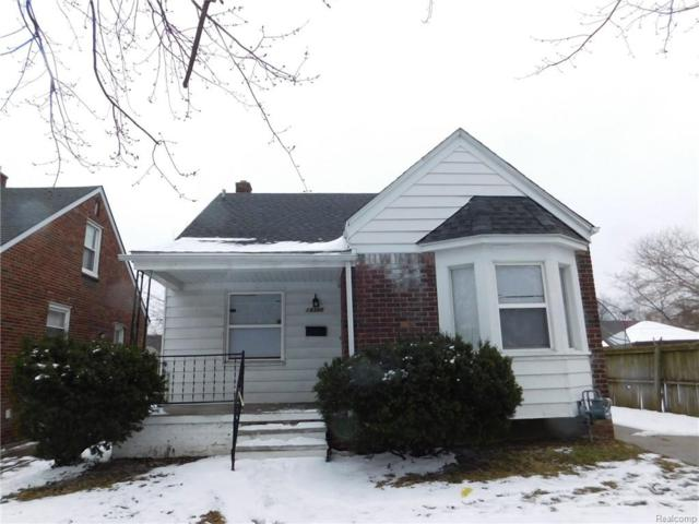 19360 Goulburn Street, Detroit, MI 48205 (#219015027) :: The Mulvihill Group