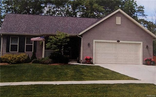 3260 Pointe Tremble Road, Clay Twp, MI 48001 (MLS #219015287) :: The Toth Team