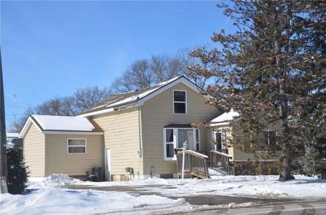 268 S Hickory Ridge Road, Highland Twp, MI 48380 (#219015304) :: The Buckley Jolley Real Estate Team