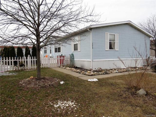7074 Chippewa Drive, Romulus, MI 48174 (#219015789) :: The Buckley Jolley Real Estate Team