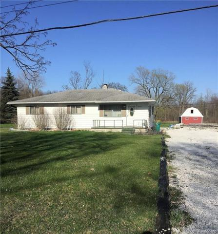 8805 Cogswell Street, Romulus, MI 48174 (#219015806) :: The Buckley Jolley Real Estate Team