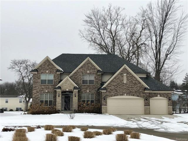4101 Chatwal Court, Troy, MI 48085 (MLS #219015914) :: The Toth Team