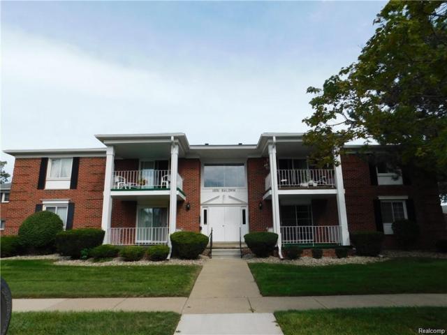 1870 Fort Street #5, Trenton, MI 48183 (#219016115) :: RE/MAX Classic