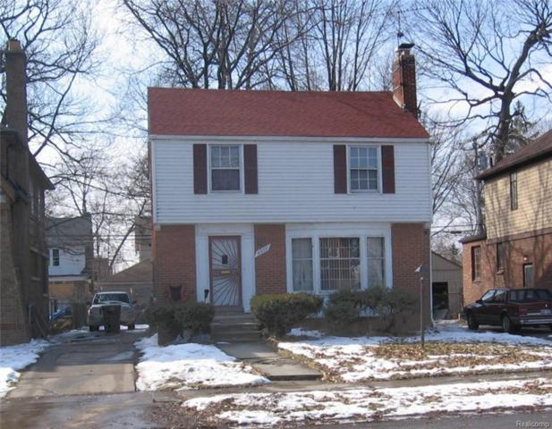 4359 Courville Street, Detroit, MI 48224 (MLS #219016277) :: The Toth Team