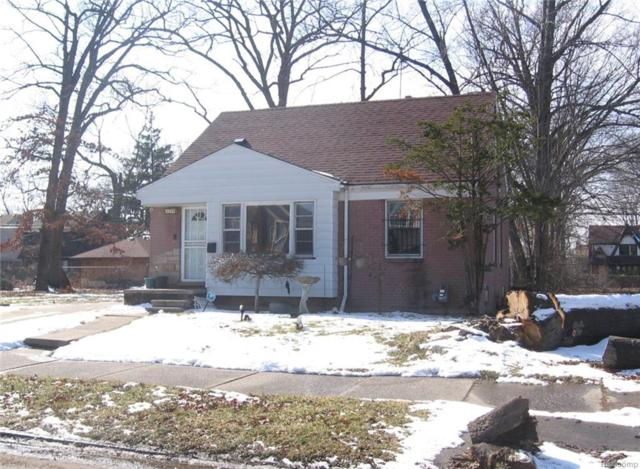 4399 Courville Street, Detroit, MI 48224 (MLS #219016297) :: The Toth Team