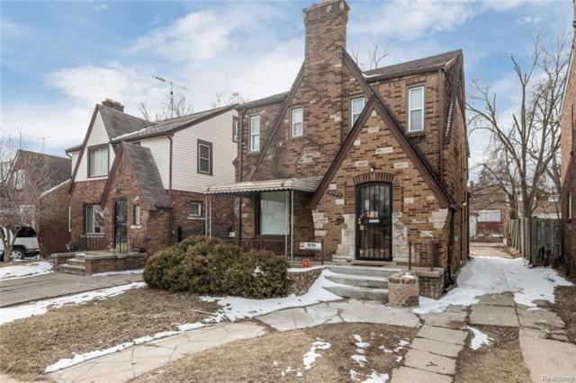 18703 Prairie Street, Detroit, MI 48221 (#219016342) :: RE/MAX Nexus