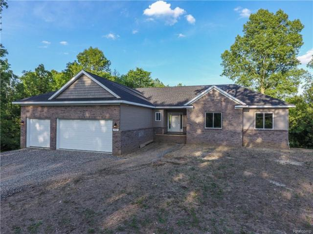 2470 Bull Run, Oxford Twp, MI 48371 (#219016361) :: RE/MAX Nexus