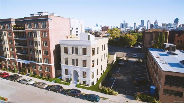 64 Watson Street #8, Detroit, MI 48201 (#219016372) :: RE/MAX Classic