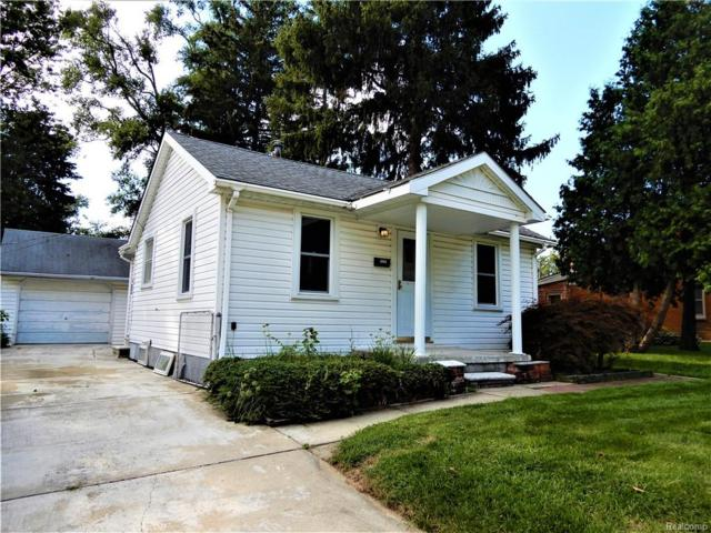 6137 N Silvery Lane, Dearborn Heights, MI 48127 (#219016445) :: RE/MAX Classic