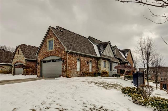 10832 Sparkling Waters Court, Green Oak Twp, MI 48178 (#219016794) :: RE/MAX Classic