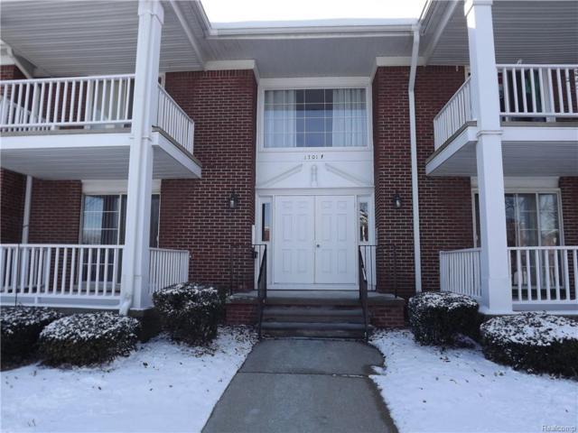 1701 Monticello Street F - 8, Trenton, MI 48183 (#219016914) :: RE/MAX Nexus