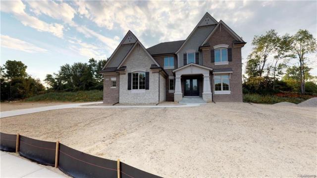 22435 Montebello Court, Novi, MI 48375 (#219017391) :: The Buckley Jolley Real Estate Team