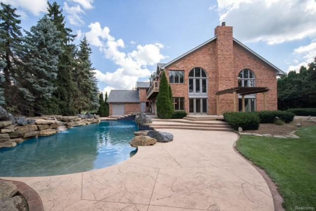 23925 Currie Road, Lyon Twp, MI 48178 (#219017424) :: The Buckley Jolley Real Estate Team