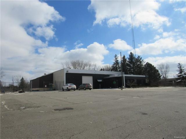 4160 Commerce Drive, Mt Morris Twp, MI 48433 (#219017591) :: The Buckley Jolley Real Estate Team