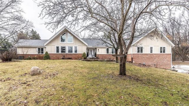 2525 General Motors Road, Milford Twp, MI 48380 (#219018274) :: The Buckley Jolley Real Estate Team