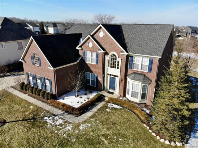 23815 Lyon Ridge Drive, Lyon Twp, MI 48178 (#219018302) :: Duneske Real Estate Advisors