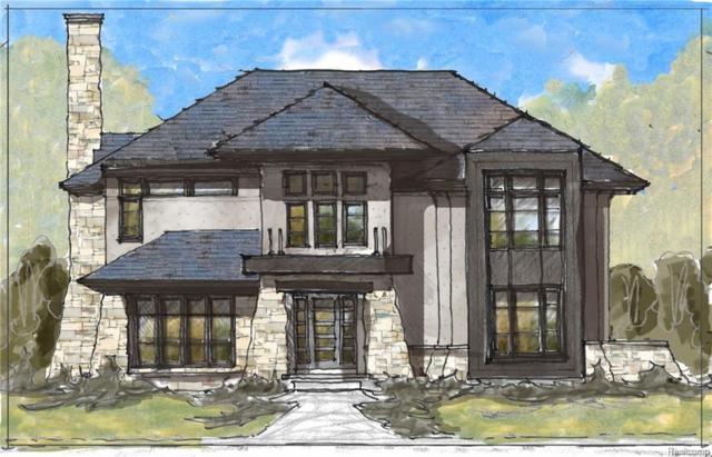 2754 Turtle Ridge Drive, Bloomfield Twp, MI 48302 (#219018307) :: The Buckley Jolley Real Estate Team