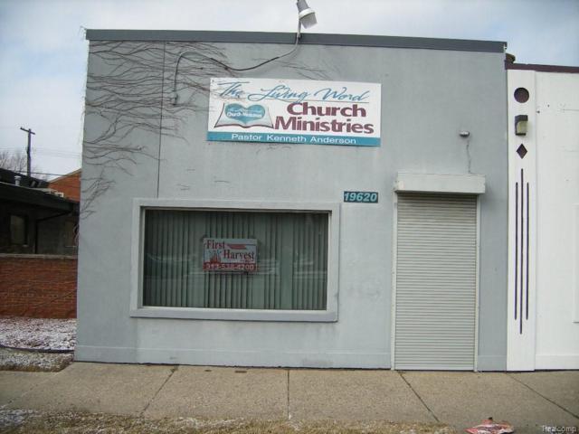 19620 W Mcnichols Road, Detroit, MI 48219 (MLS #219018435) :: The Toth Team
