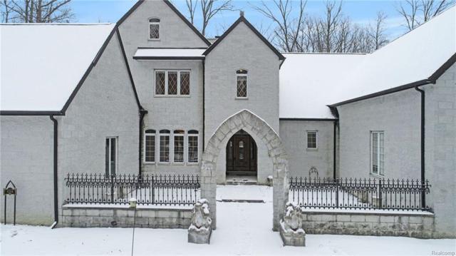 6394 N Maple Road, Northfield Twp, MI 48105 (#219018552) :: The Buckley Jolley Real Estate Team