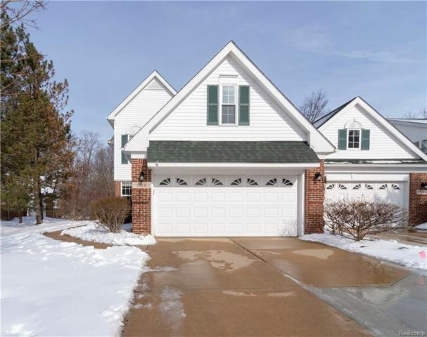 622 Shady Maple Drive #46, Wixom, MI 48393 (#219018659) :: RE/MAX Classic