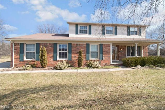 38 Gordon Drive, Troy, MI 48098 (#219018891) :: Team DeYonker