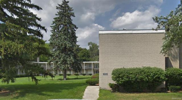 17161 Redford Street #106, Detroit, MI 48219 (#219018936) :: RE/MAX Classic