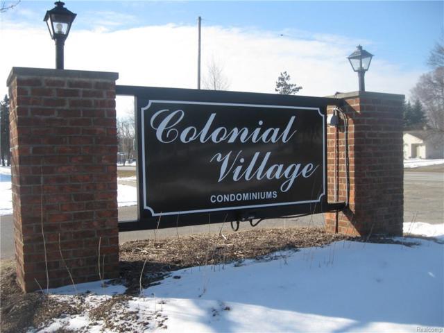 1868 Colonial Village Way, Waterford Twp, MI 48328 (#219019063) :: RE/MAX Nexus