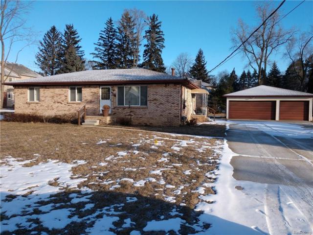 845 Michelson, Rochester Hills, MI 48307 (#219019292) :: The Buckley Jolley Real Estate Team