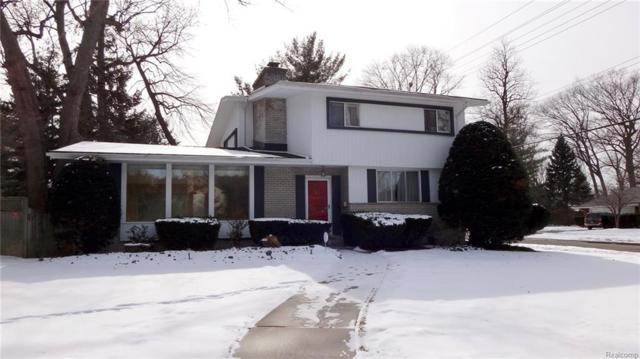 295 Cloverly Road, Grosse Pointe Farms, MI 48236 (#219019295) :: RE/MAX Classic