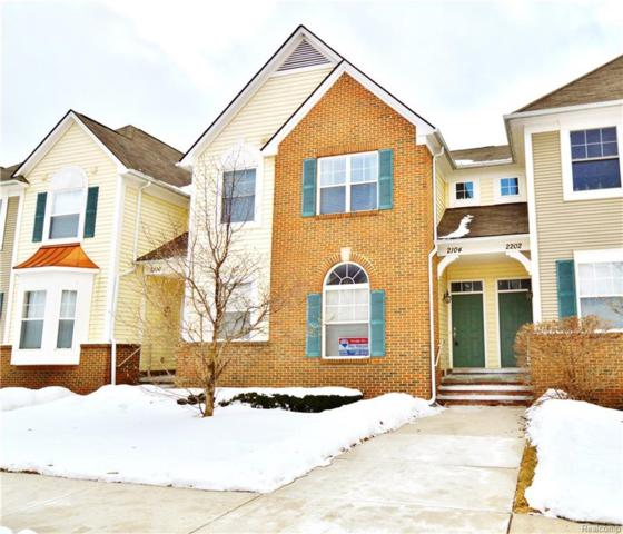 2104 Paradise Trail #23, Oxford Twp, MI 48371 (#219019558) :: The Buckley Jolley Real Estate Team