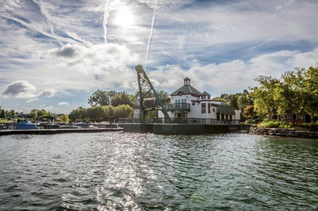 14 Boat Slip, Green Oak Twp, MI 48178 (#219019942) :: The Mulvihill Group