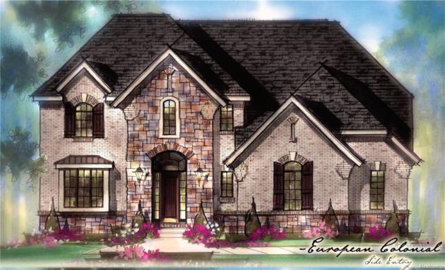 2215 Heidi Drive, Addison Twp, MI 48370 (#219020157) :: The Buckley Jolley Real Estate Team